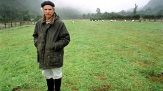 Doug Tompkins foi o fundador da marca de roupa The North Face