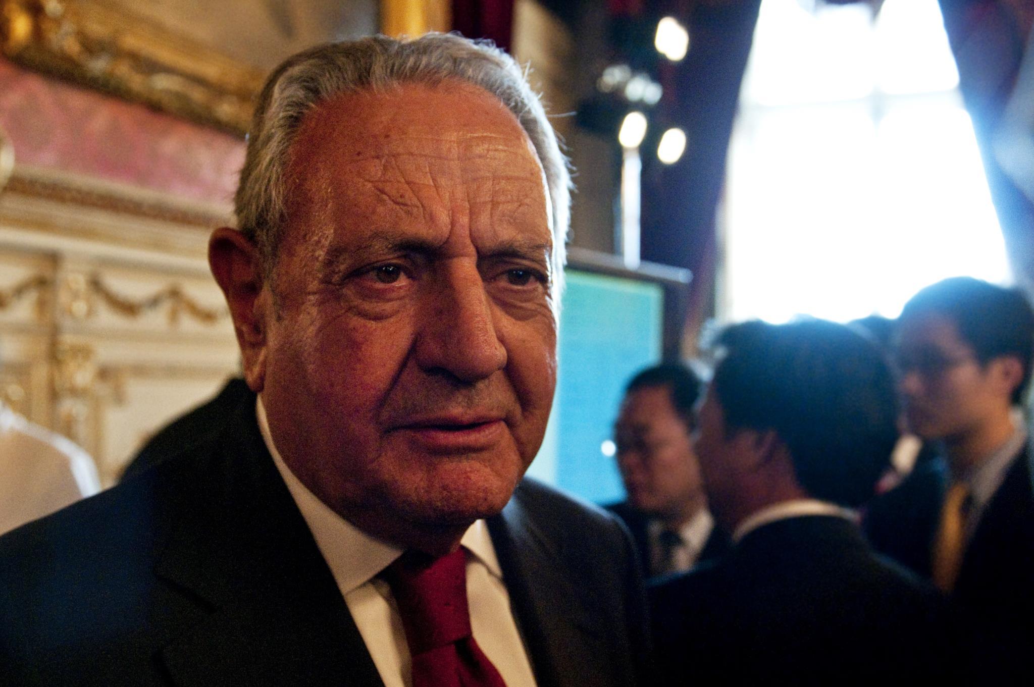 Américo Amorim é o português mais rico, segundo a <i>Forbes</i>.
