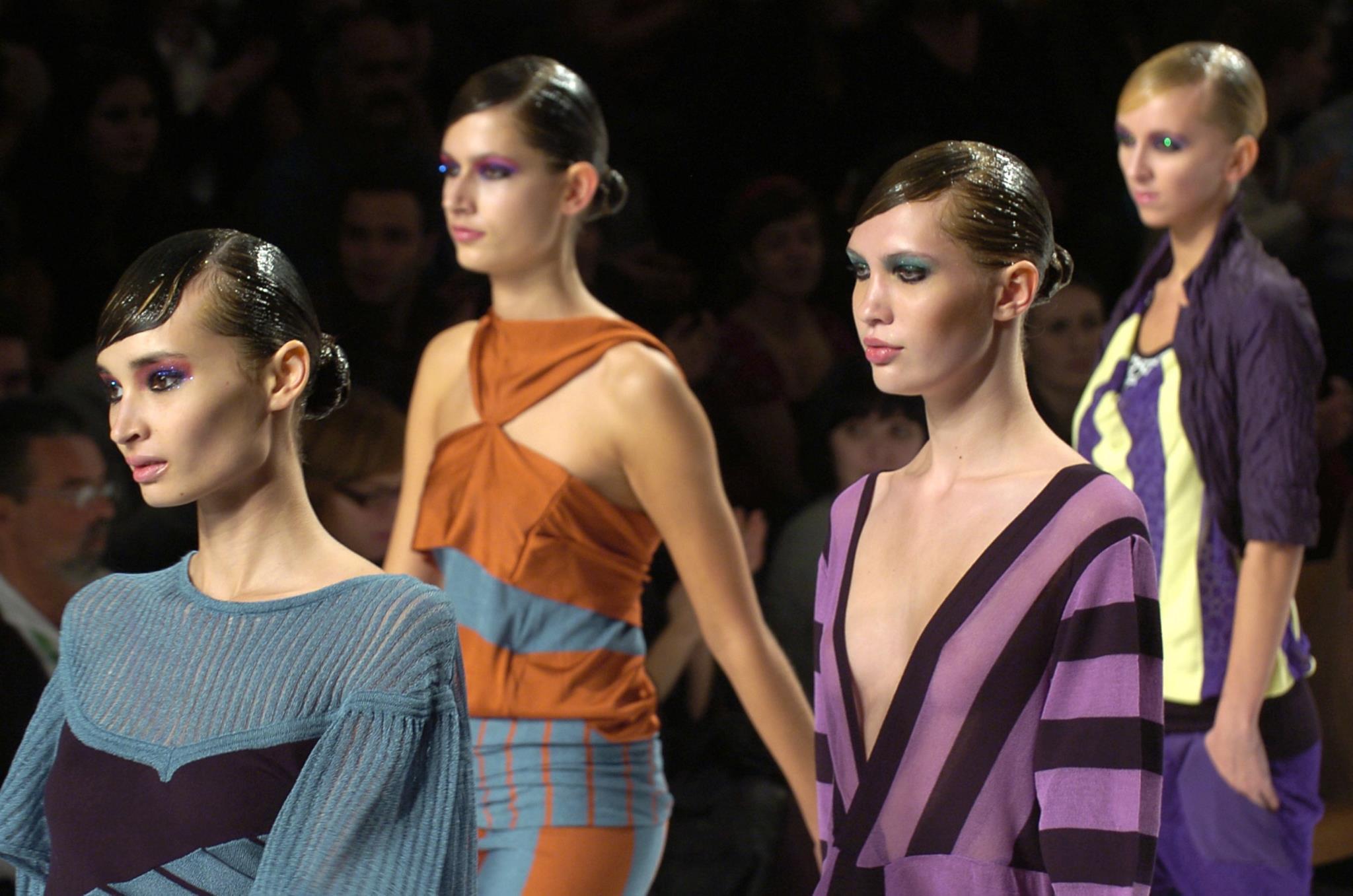 PÚBLICO - Quarenta edições do Portugal Fashion em quatro momentos