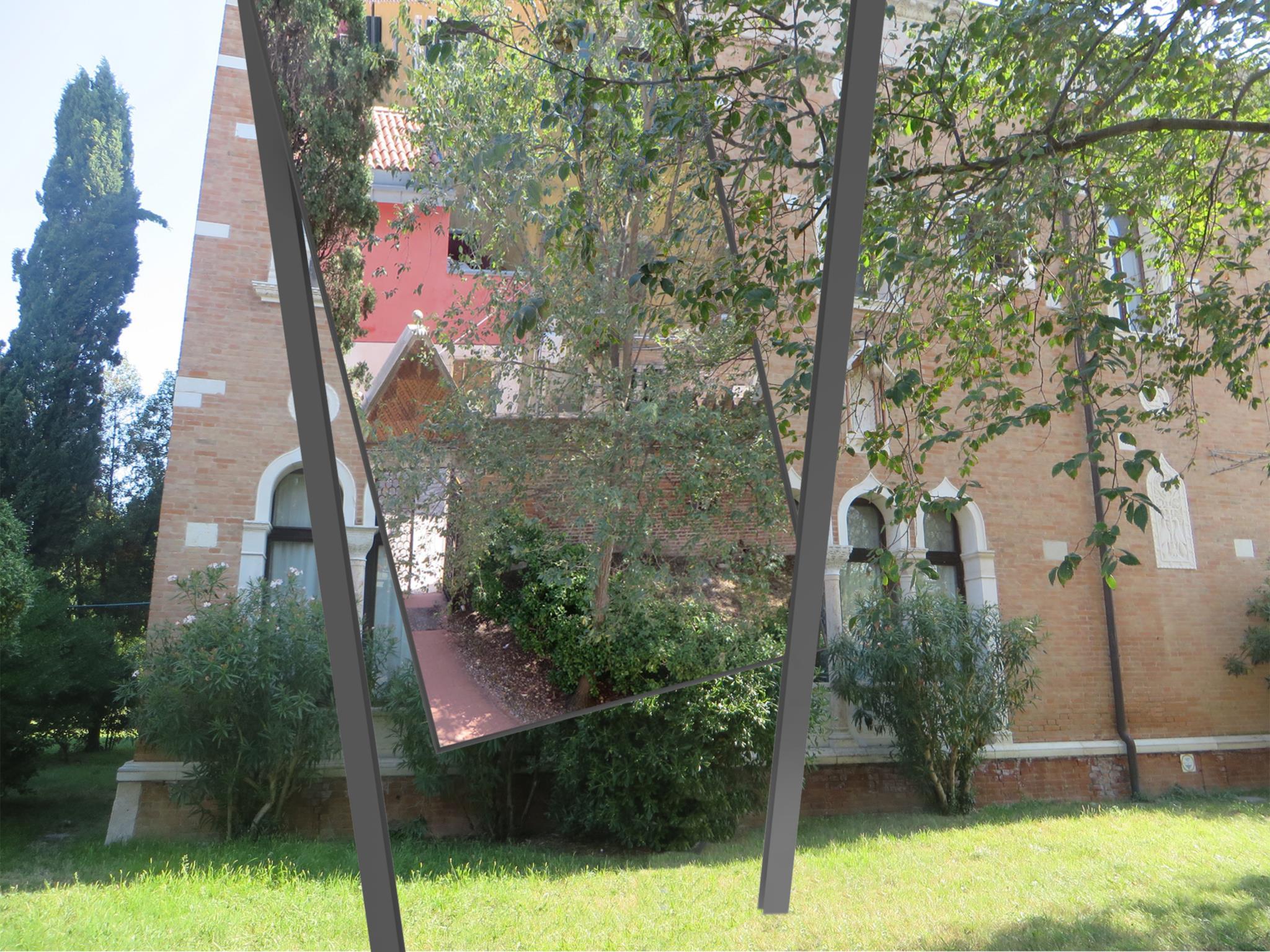 PÚBLICO - Veneza já autorizou José Pedro Croft a instalar as suas esculturas na Villa Heriot