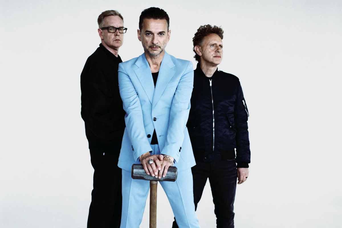 PÚBLICO - Os Depeche Mode zangados com o estado do mundo