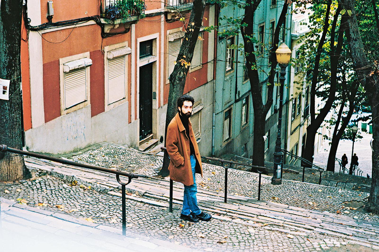 PÚBLICO - A cidade e o amor segundo Luís Severo