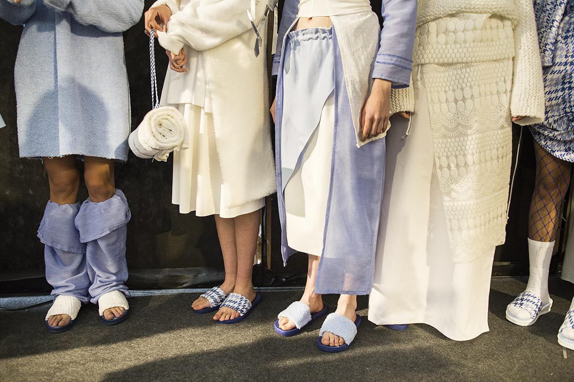 PÚBLICO - Estes são os <i>bloomers</i> do Portugal Fashion