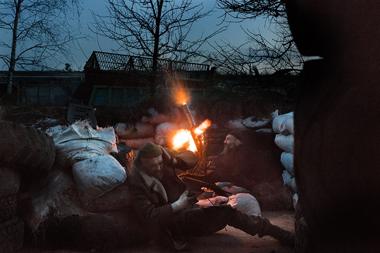 PÚBLICO - Ucrânia: eles são os últimos soldados voluntários