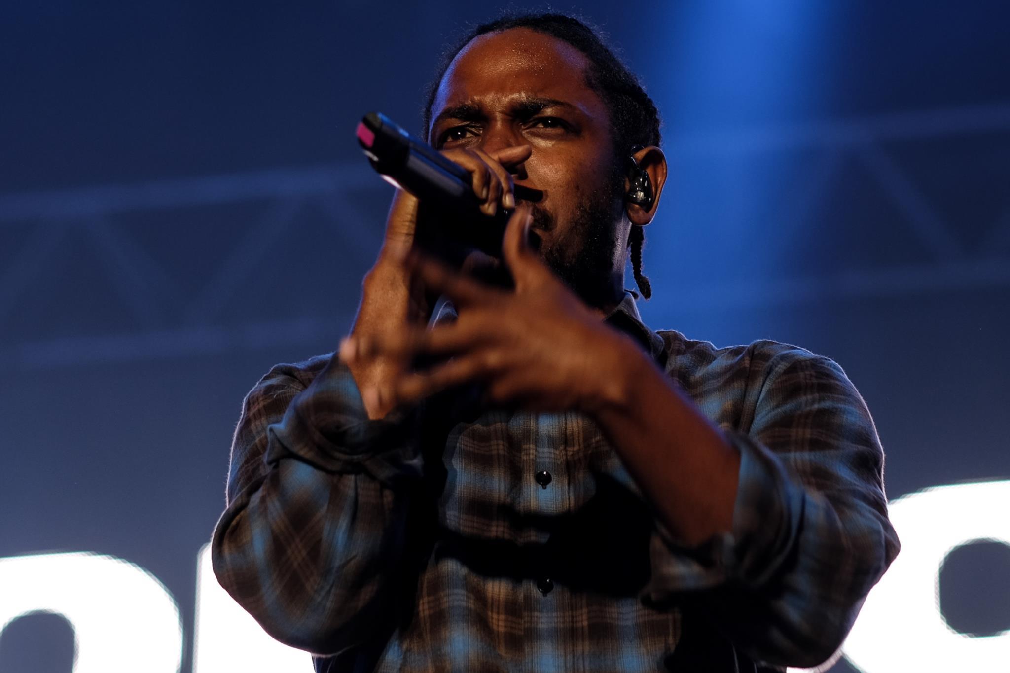 PÚBLICO - O regresso surpresa de Kendrick Lamar (e a bicada a Drake, a NBA e a Deus)