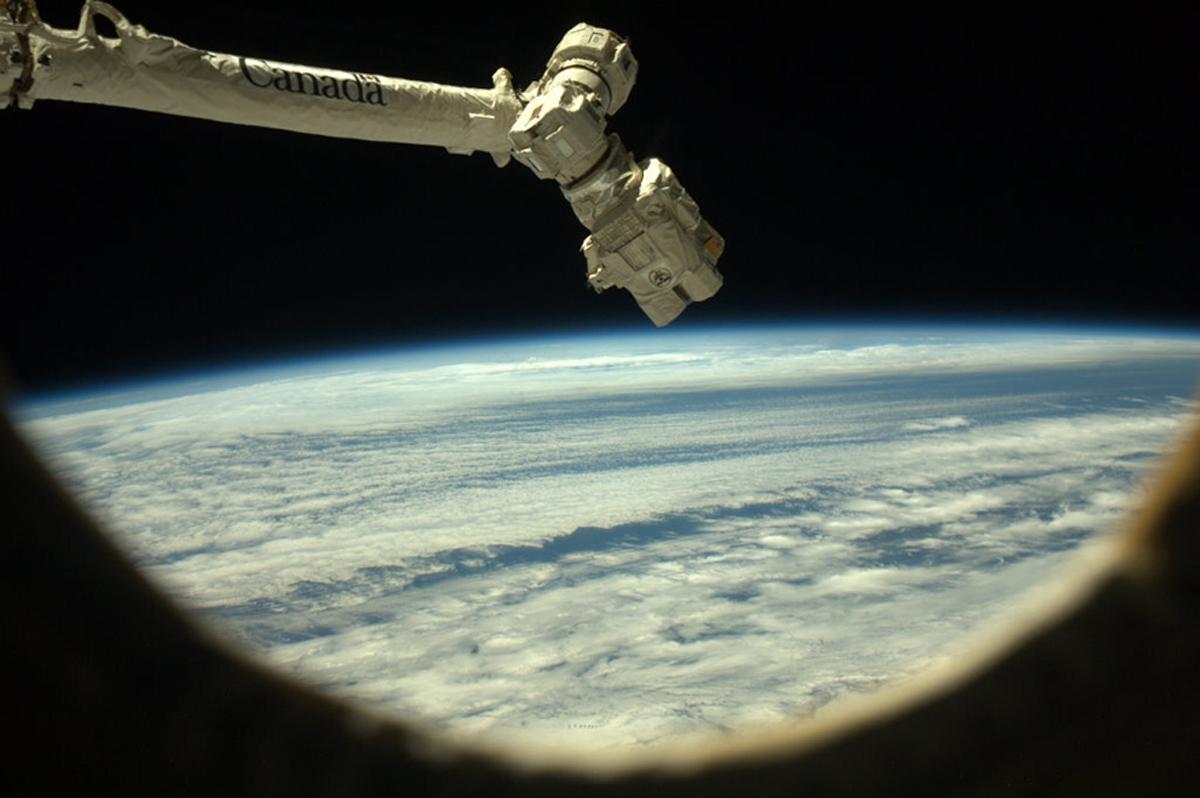Reuters/NASA/Arquivo