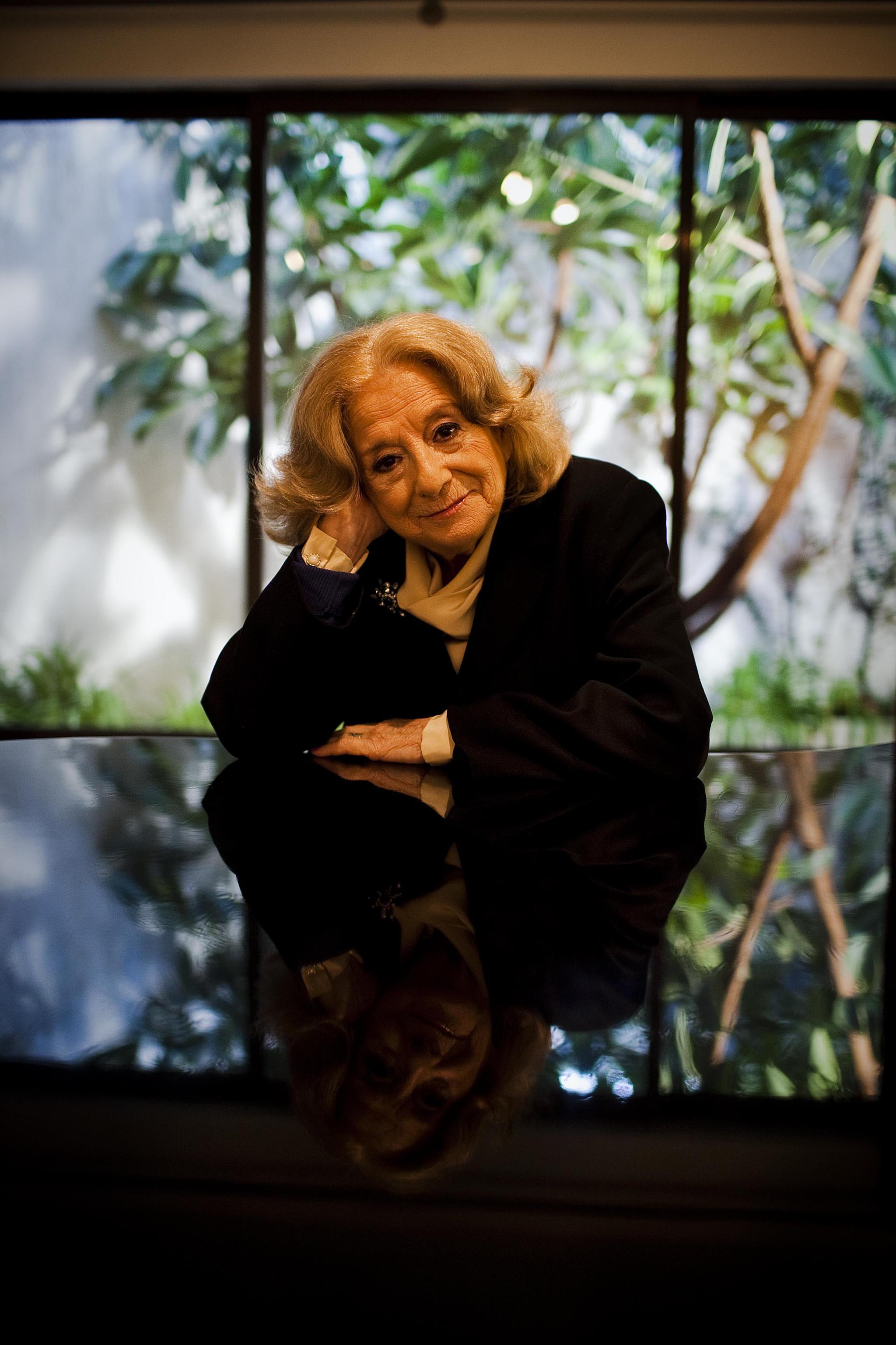 PÚBLICO - Homenagem a Eunice Muñoz assinala o Dia Mundial do Teatro