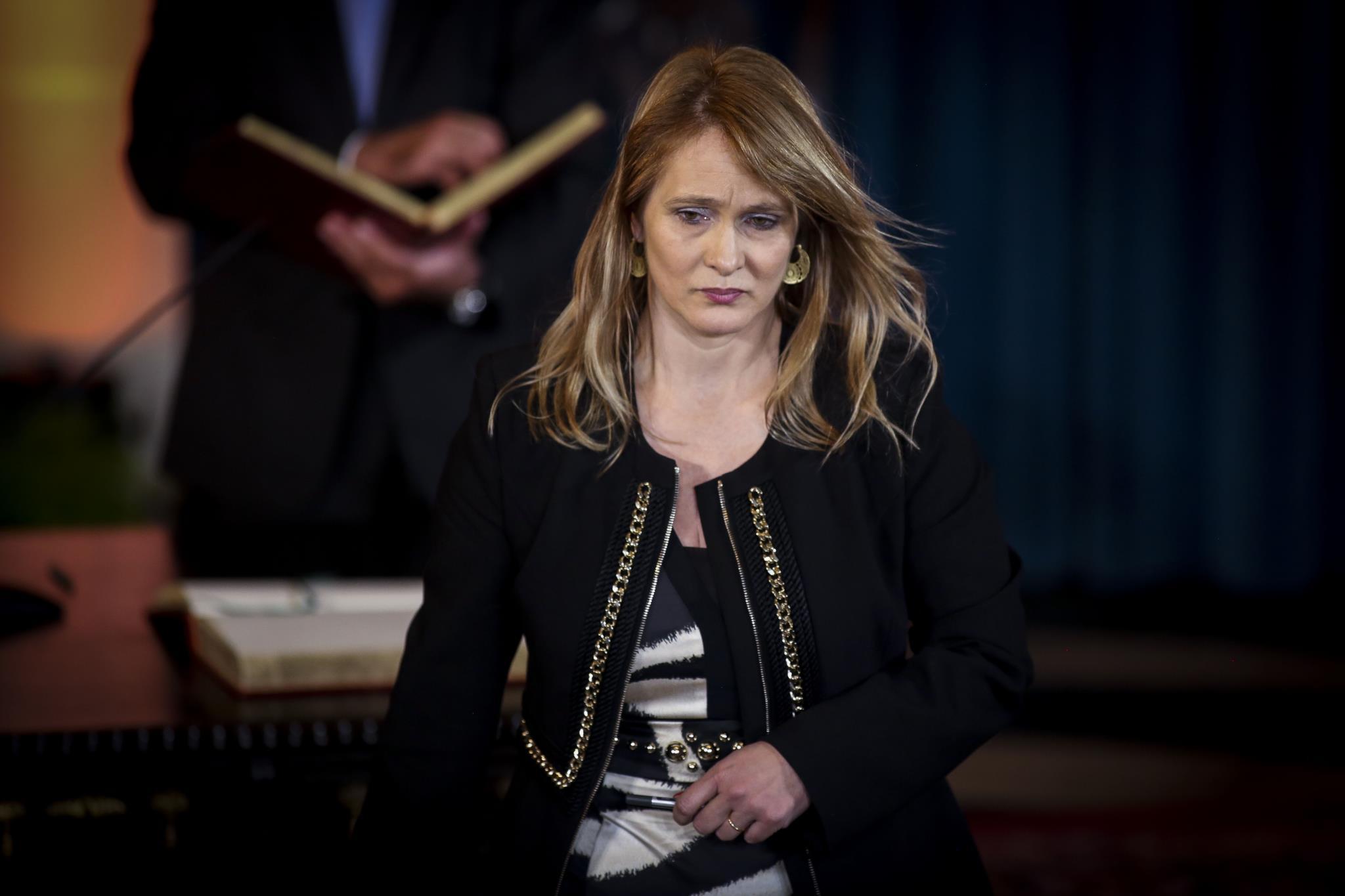 Helena Mesquita Ribeiro tomou posse no actual Governo em Novembro de 2015