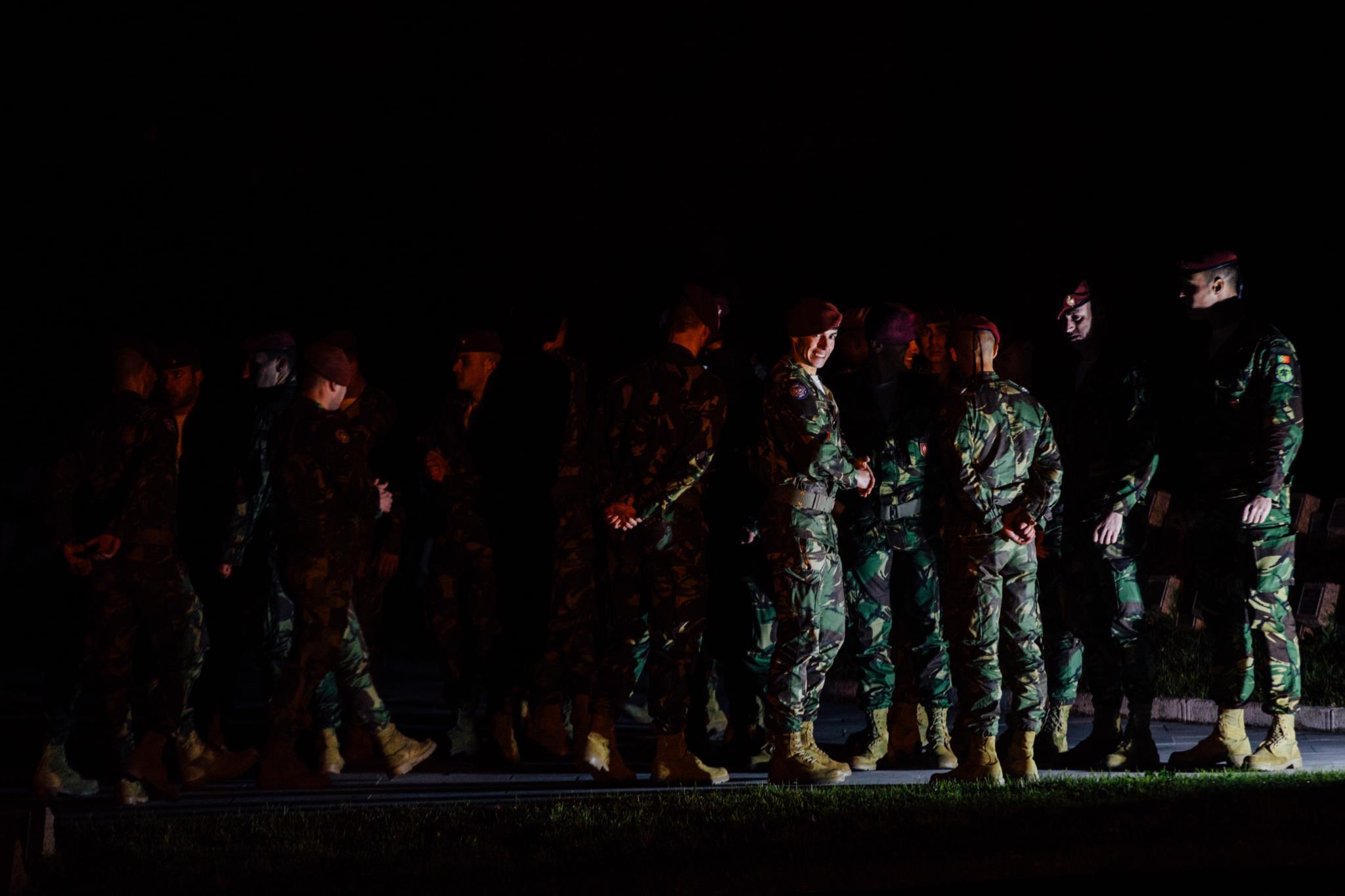 PÚBLICO - Comandos: chefe de instrutores indiciado por ofensas à integridade física no exercício de funções militares