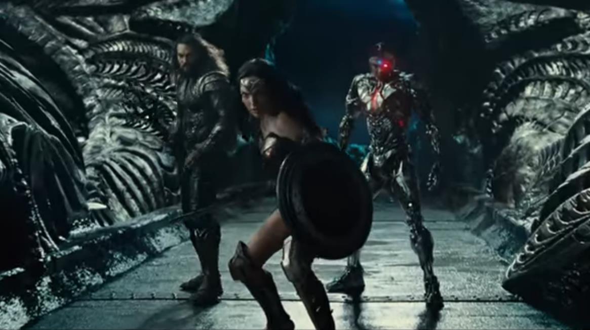 PÚBLICO - Já viu o primeiro <i>trailer</i> de <i>Justice League</i>?
