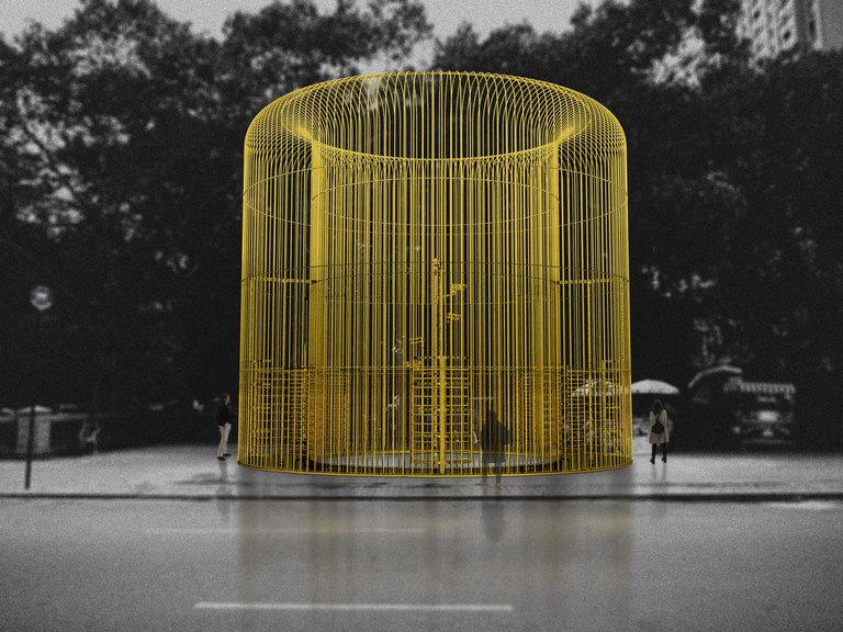 """PÚBLICO - Ai Weiwei vai erguer muros em Nova Iorque porque """"somos todos iguais"""""""