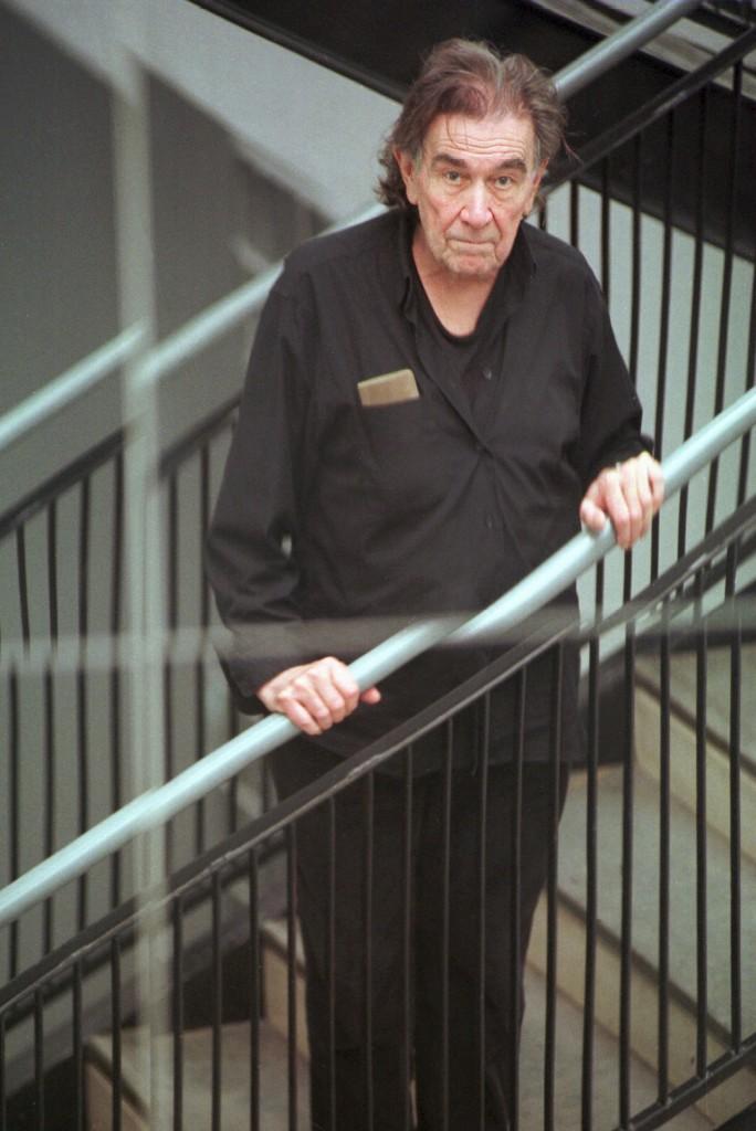 PÚBLICO - Morreu Armand Gatti, o poeta do teatro francês