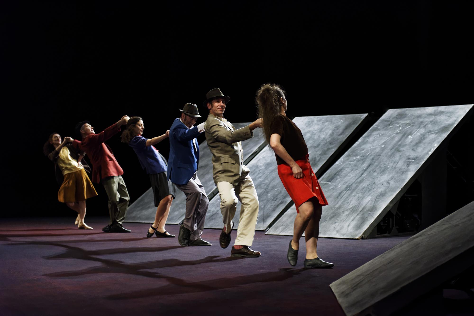 PÚBLICO - Dias da Dança: o festival que põe três cidades a dançar