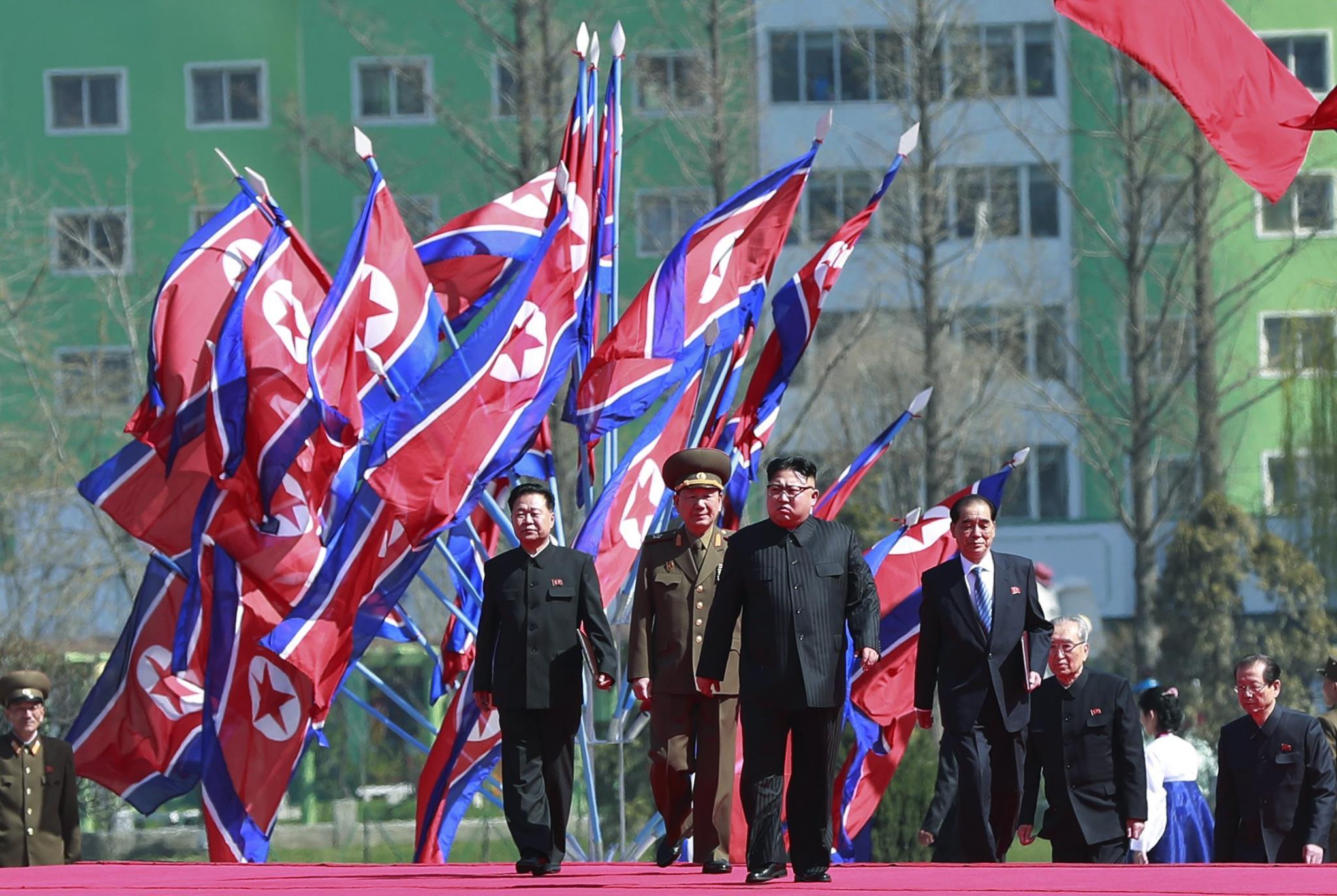 Resultado de imagem para Coreia do Norte estará a preparar novo teste nuclear Coreia do Norte estará a preparar novo teste nuclear