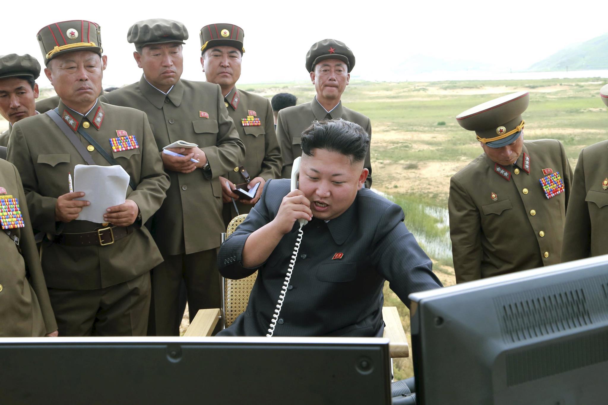 """O regime de Kim Jung Un ameaçou que fará """"uma retaliação sem piedade"""" caso o país seja atacado pelos Estados Unidos"""