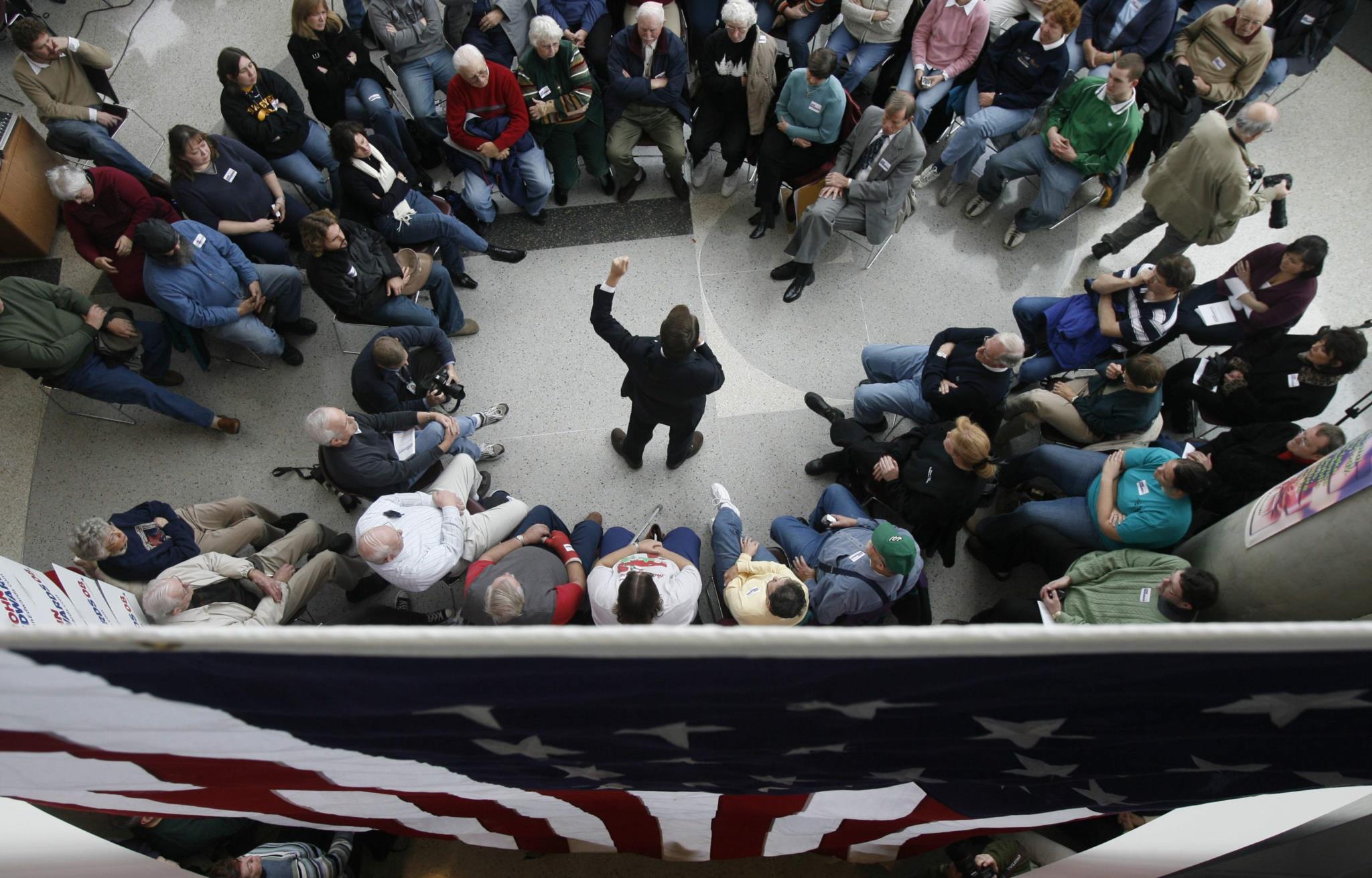 REUTERS/John Gress