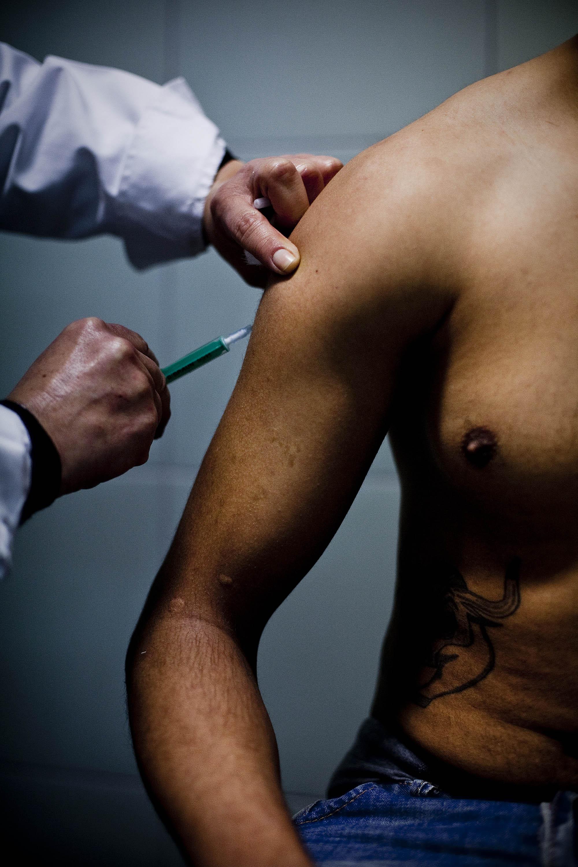 Mais de 95 mil crianças e jovens não estarão vacinados contra o sarampo
