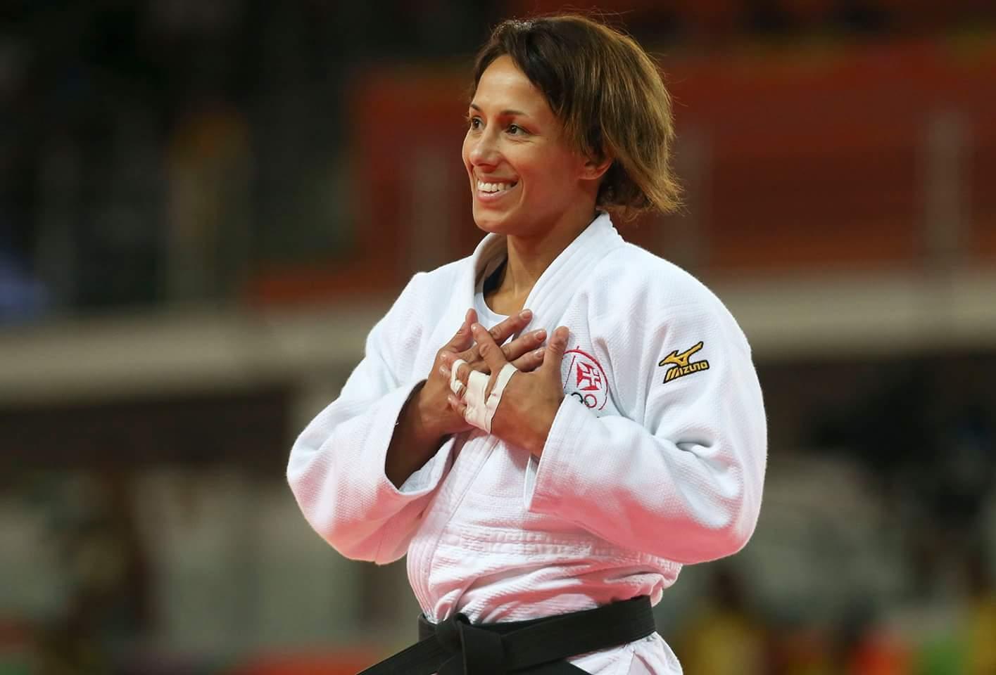 Resultado de imagem para Joana Ramos conquista medalha de bronze nos Europeus de Judo
