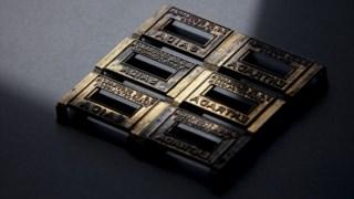 Conjunto de carimbos roubados ou manipulados pela LUAR para falsificar documentos