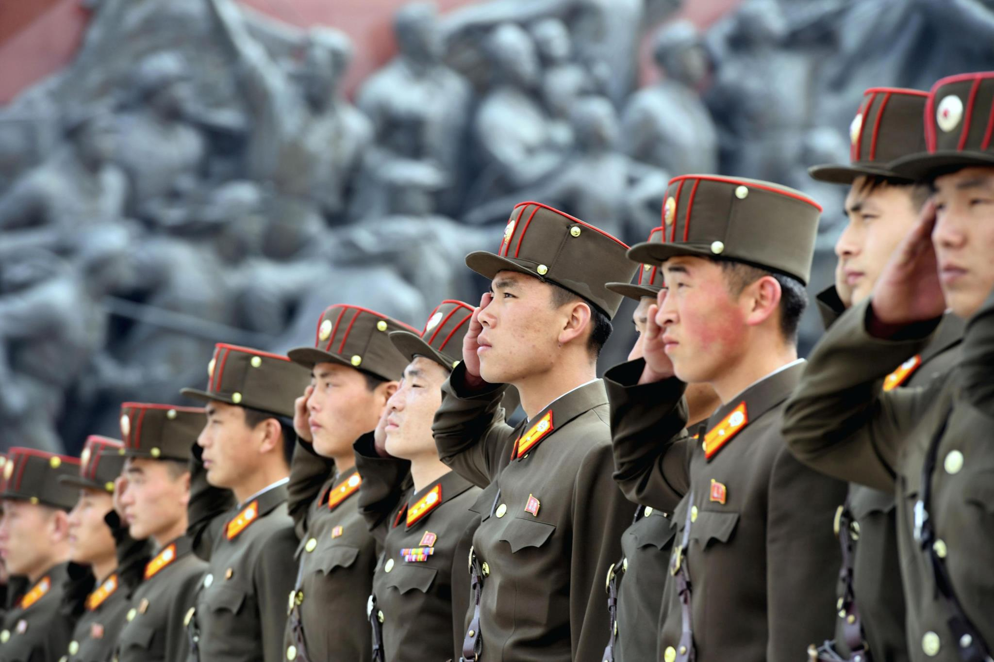 """PÚBLICO - Pyongyang em """"ponto sem retorno"""" se fizer teste nuclear, adverte imprensa chinesa"""