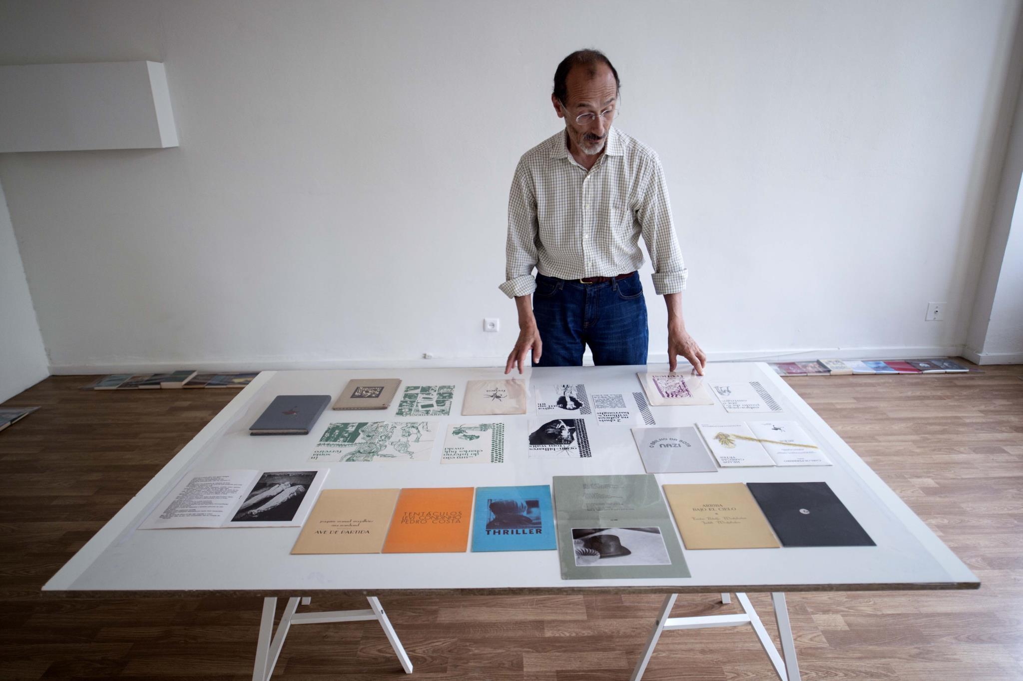 PÚBLICO - Frenesi: a arte de bem editar em 135 livros e algumas folhas soltas