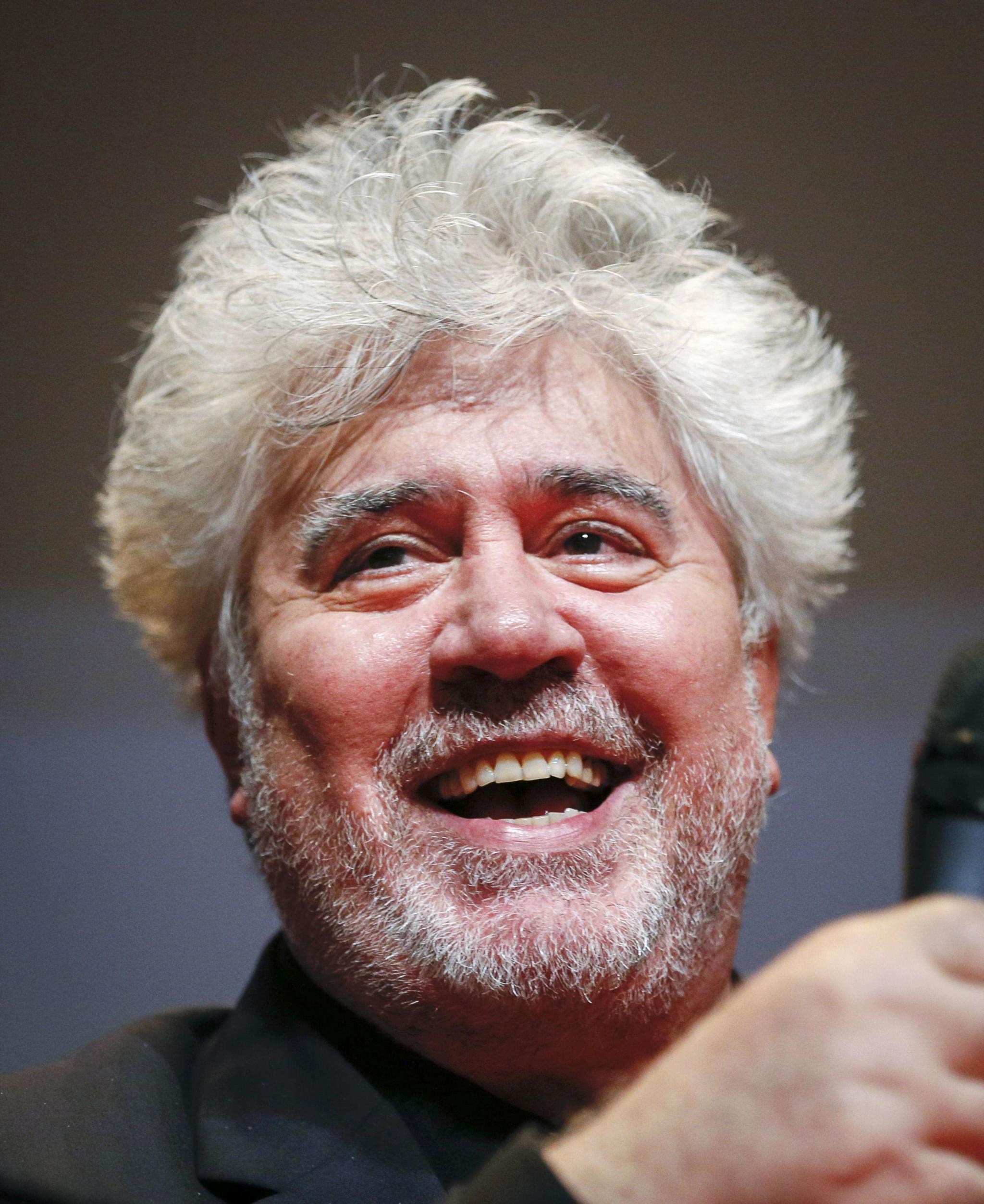 PÚBLICO - Almodóvar preside ao júri do Festival de Cannes