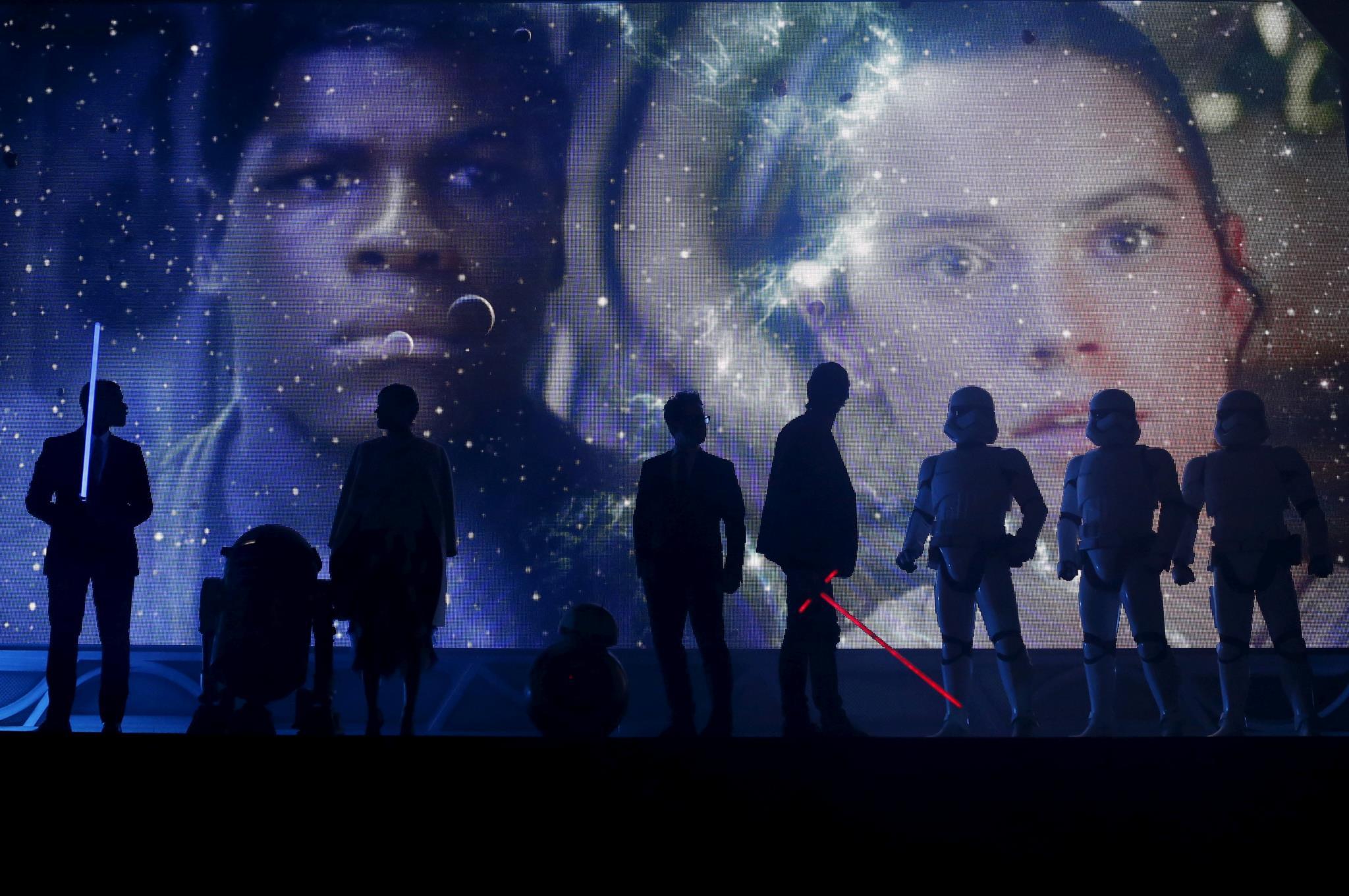 PÚBLICO - O último episódio de <i>Star Wars</i> já tem data de estreia e é só daqui a dois anos