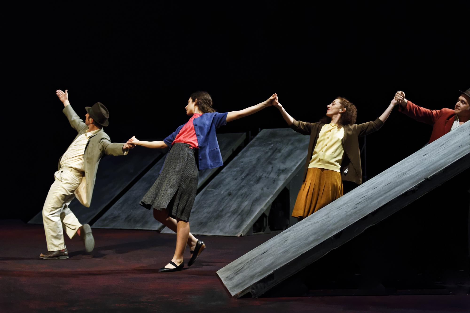 PÚBLICO - De Maguy Marin a Cláudia Dias, um itinerário para os primeiros três Dias da Dança