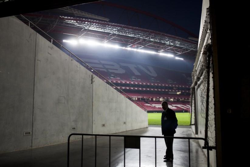 PÚBLICO - Suspeito de atropelamento junto ao Estádio da Luz ouvido no sábado
