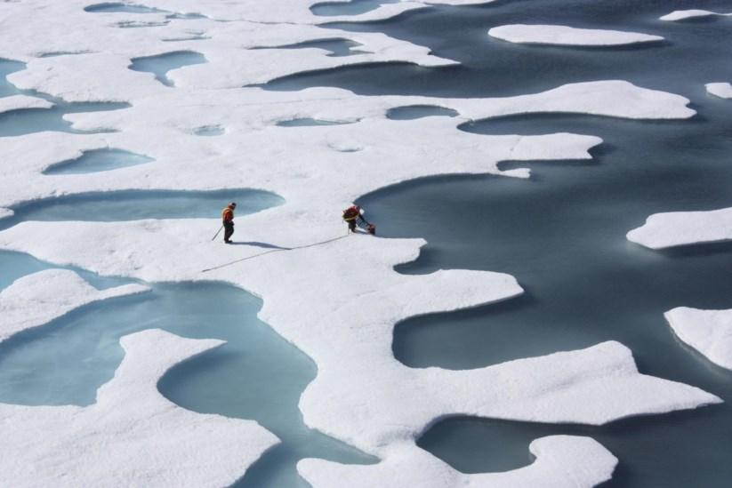 PÚBLICO - Trump autoriza prospecção petrolífera no Árctico e no Atlântico