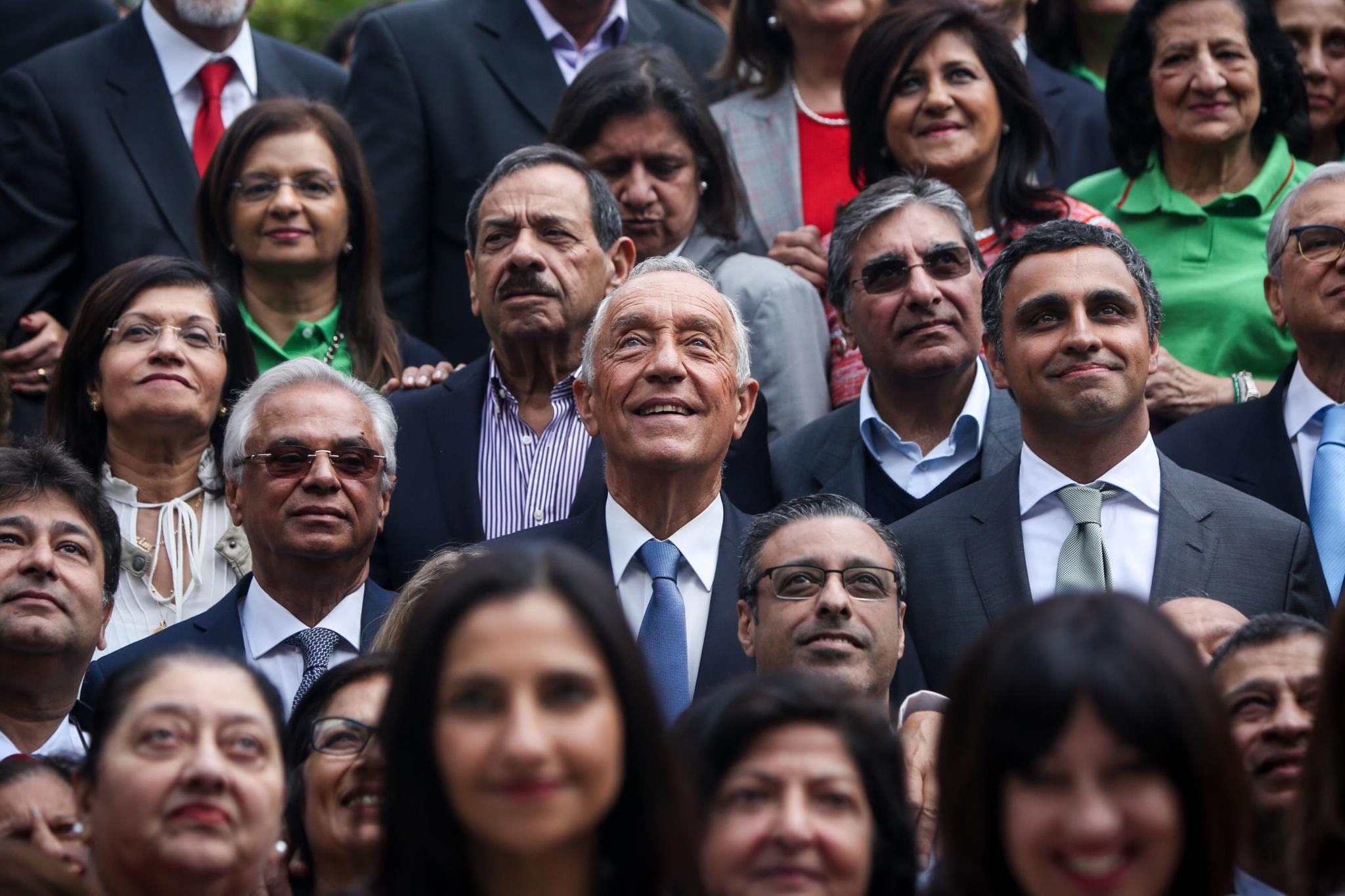 PÚBLICO - Marcelo vê consenso sobre dívida e diz que já não se discute reestruturação