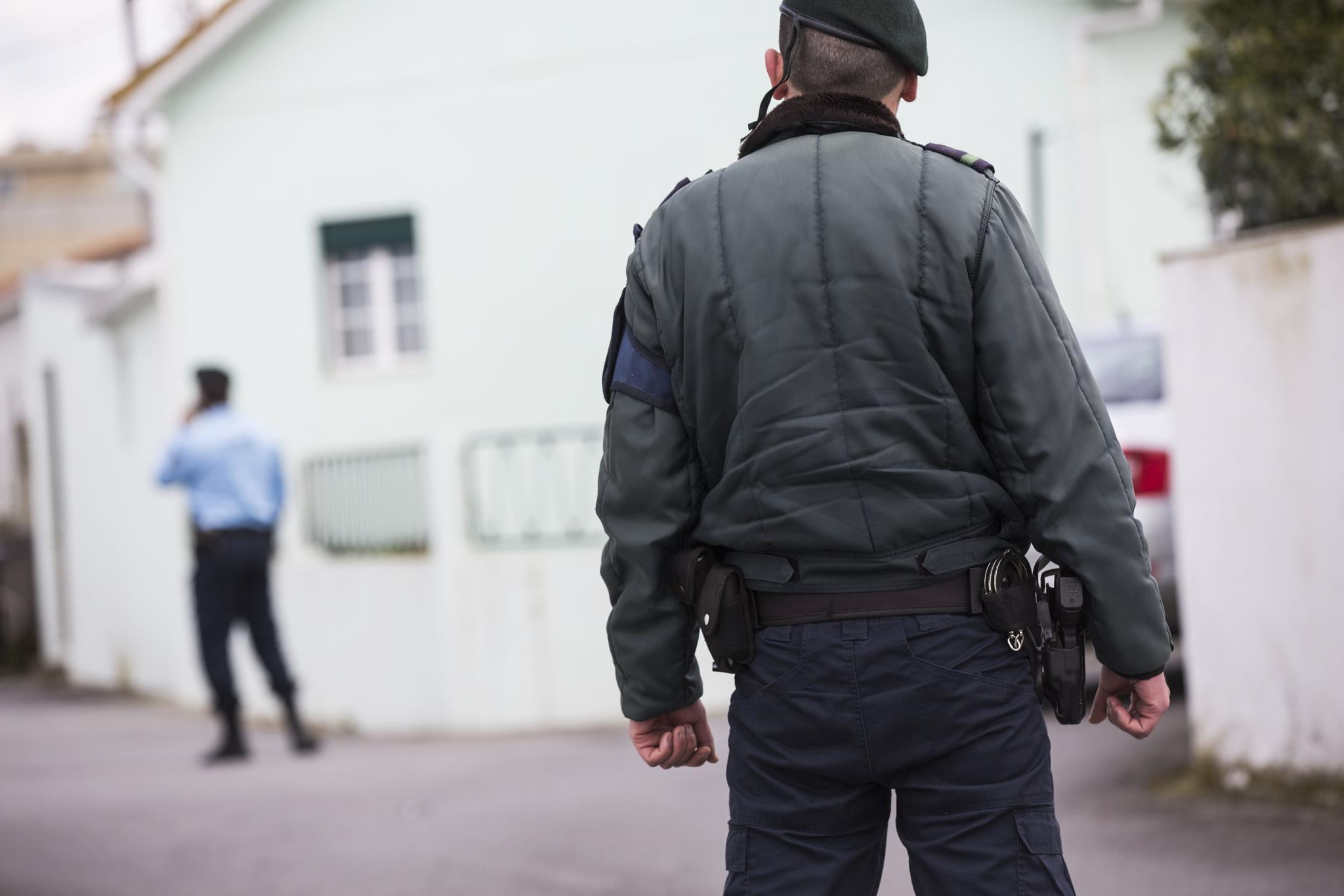 PÚBLICO - Militar da GNR atropelado quando mandava parar motociclista