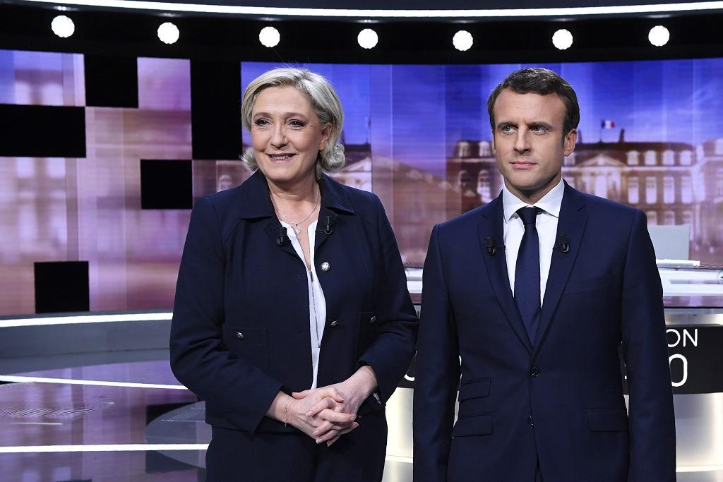 A maioria dos jornais considera que Macron esteve melhor nas questões sobre economia