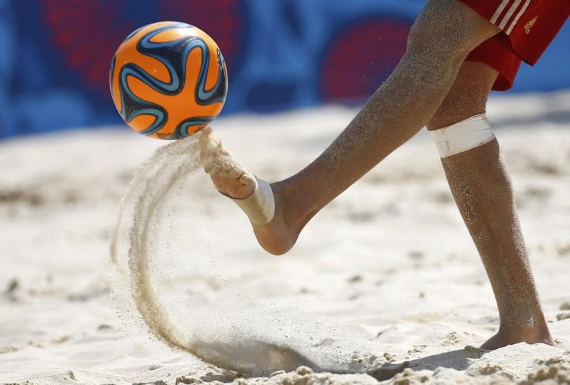 ac1f7ef0a1 Portugal fora do Mundial de futebol de praia