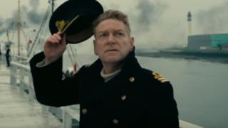 Kenneth Branagh está no elenco de Dunkirk