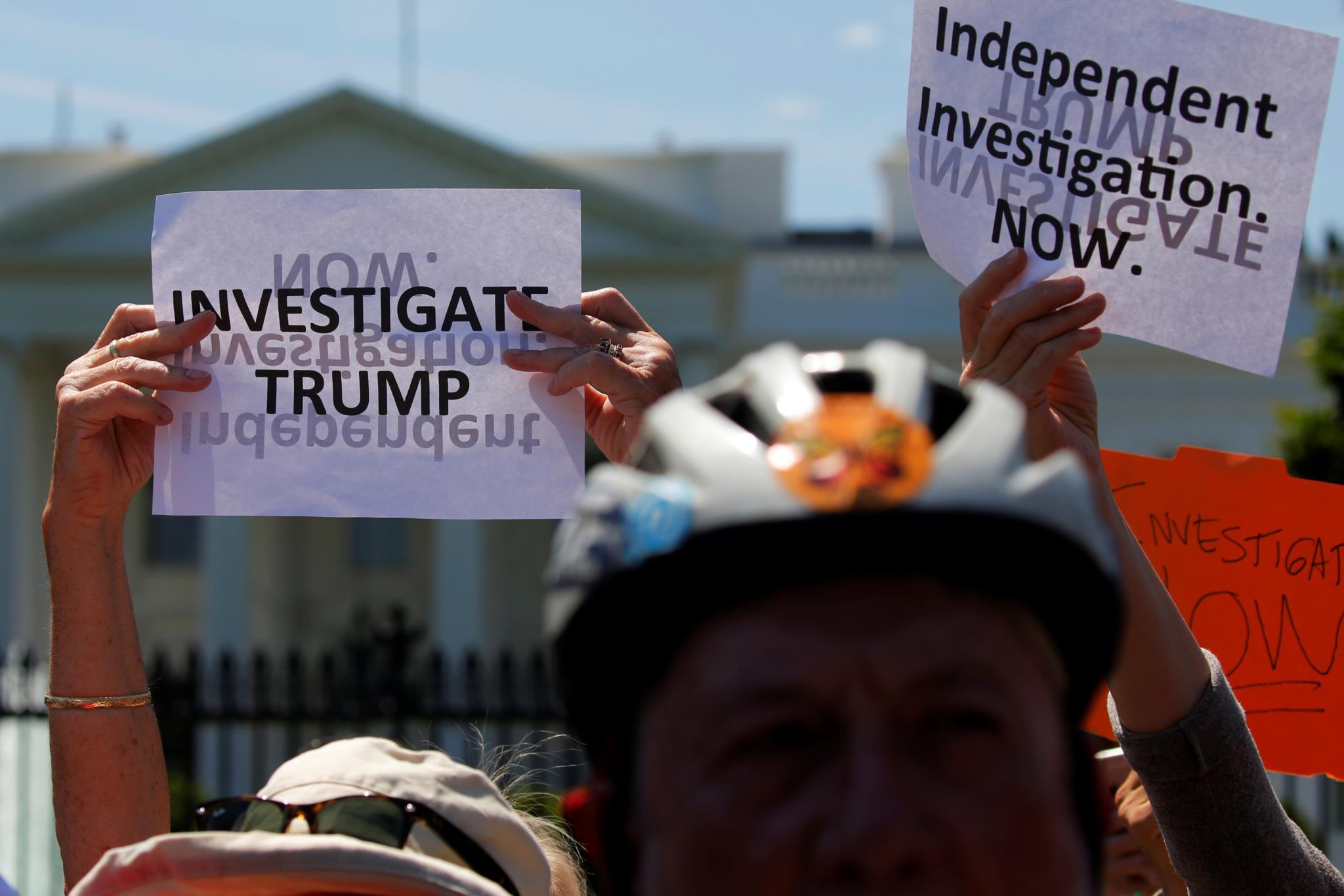 Investigações às ligações de Trump à Rússia aceleraram nos últimos dias