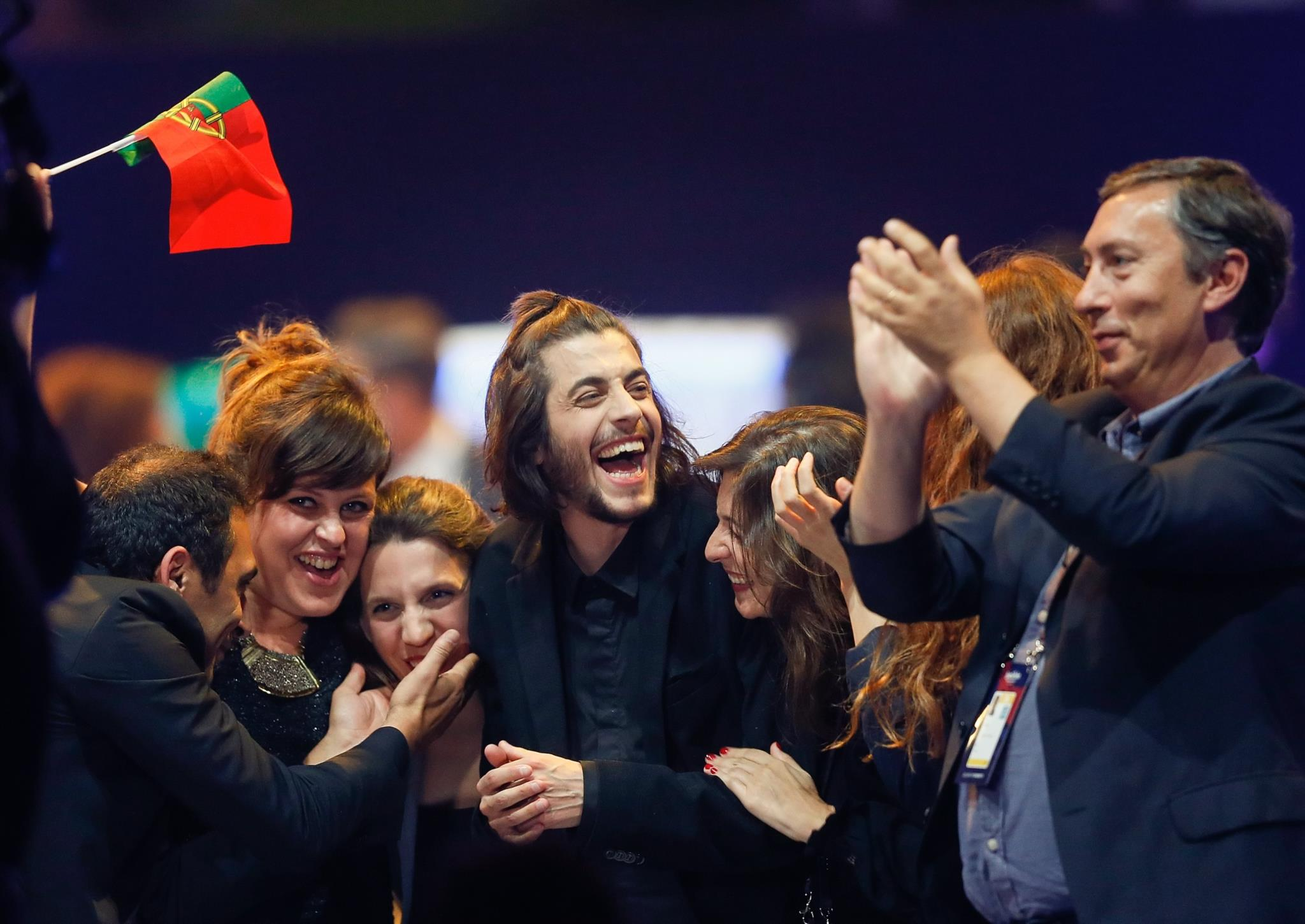 Resultado de imagem para Salvador Sobral, o mais procurado no Google em Portugal