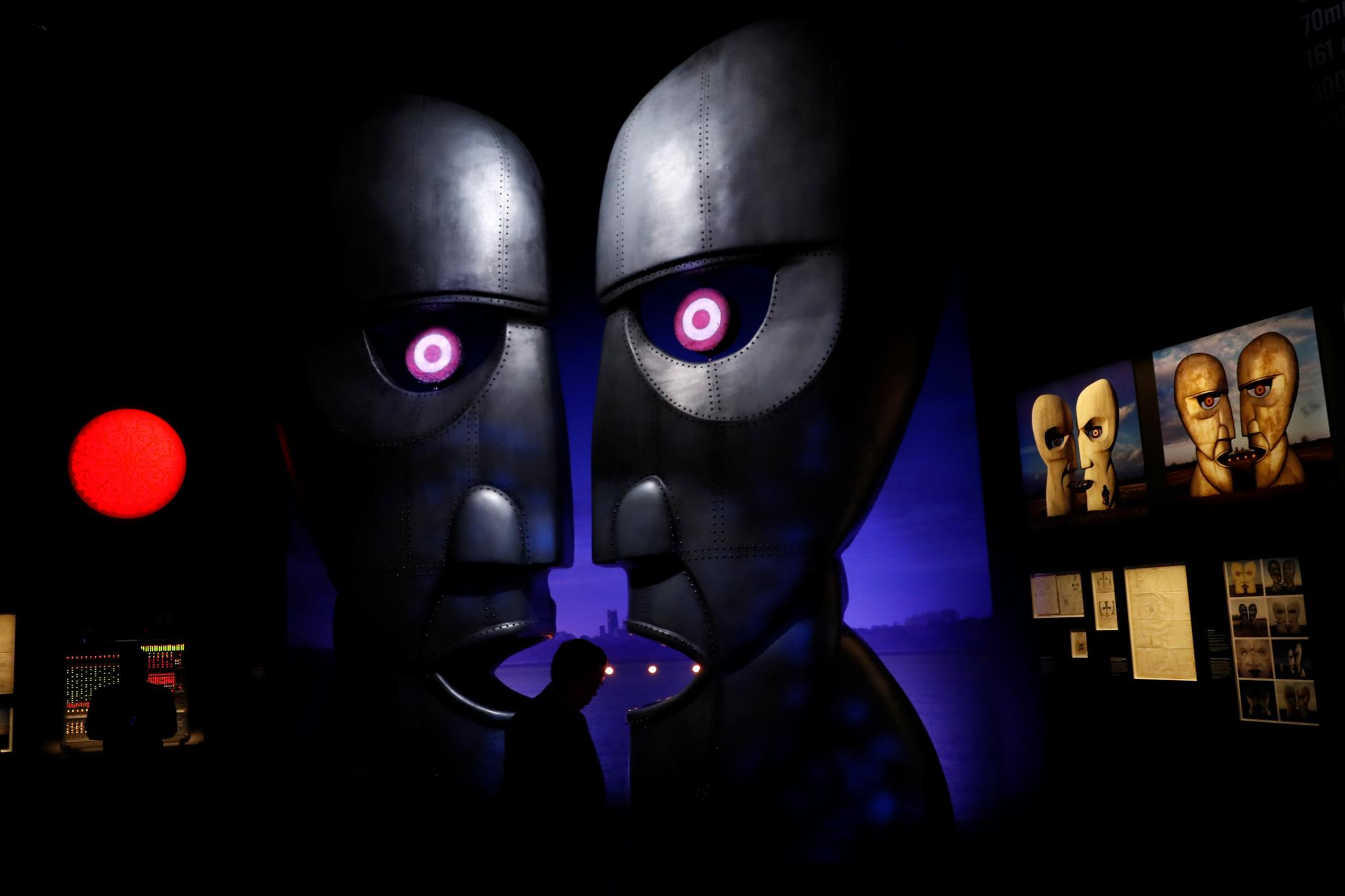 PÚBLICO - Mergulhar no corpo artístico dos Pink Floyd