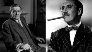 T.S. Eliot e Groucho Marx trocaram cartas durante três anos