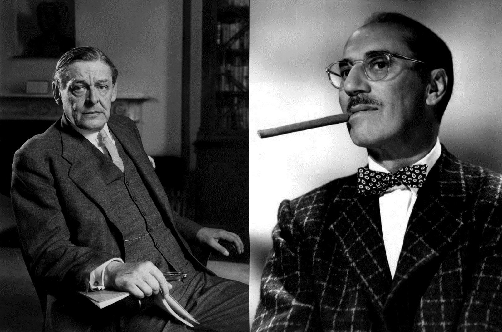 PÚBLICO - Groucho Marx, T.S. Eliot, uma dúzia de cartas e um gato castrado