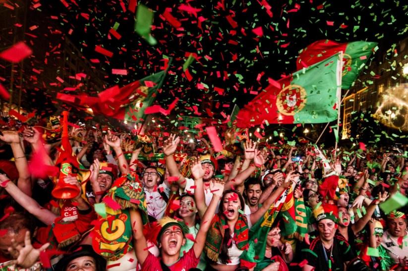 Do infortúnio à euforia em ano e meio  o que correu bem a Portugal ... 0cb668dd628c7