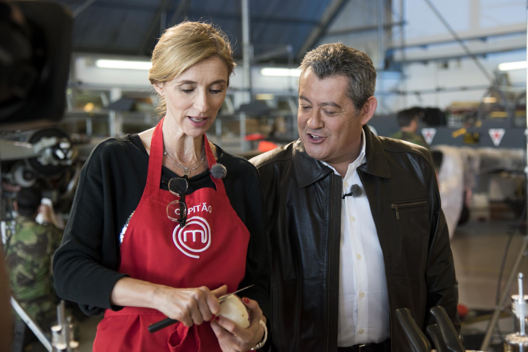 PÚBLICO - Febras de sábado à noite: TVI volta à cozinha com celebridades <i>MasterChef</i>