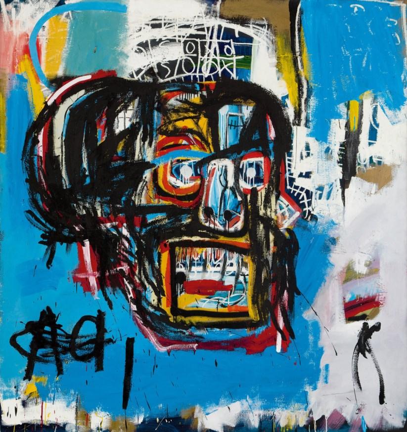 uma foto de um quadro do artista