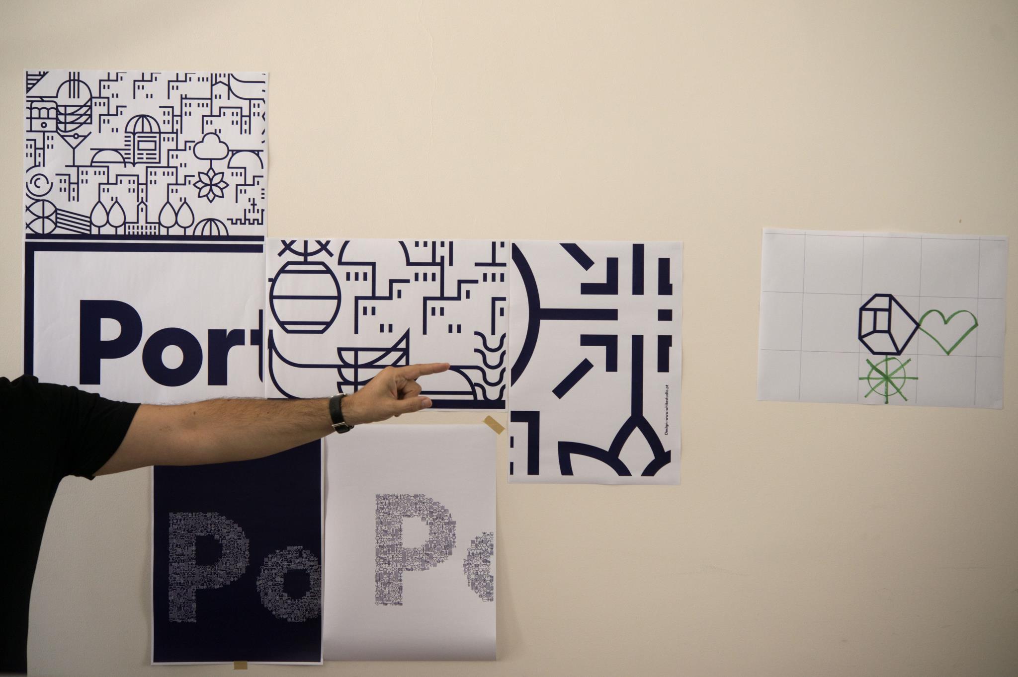 PÚBLICO - A partir desta terça-feira, o Porto é a capital do design europeu