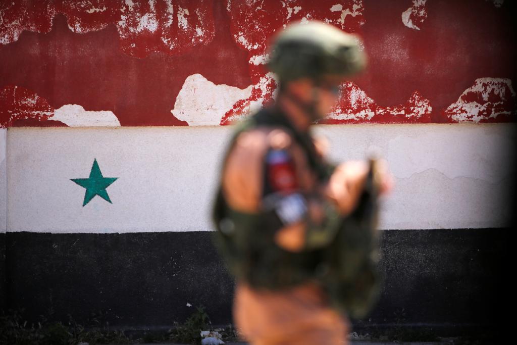 PÚBLICO - Uma Síria que já não existe