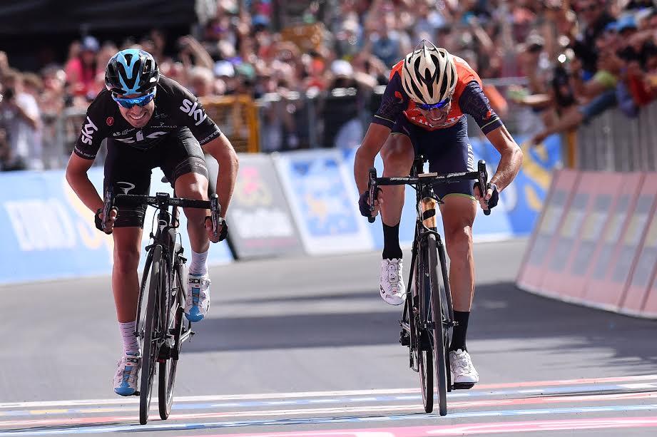 PÚBLICO - Dumoulin teve de ir ao WC e Nibali conquistou etapa rainha do Giro