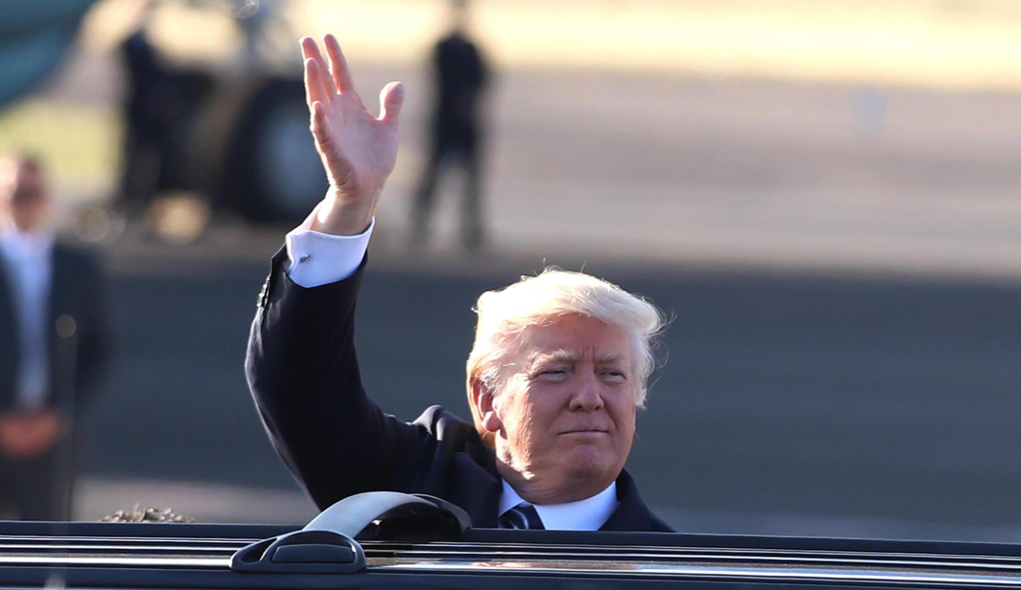 No Médio Oriente, Trump agradou a todos mas vai ter que tomar decisões