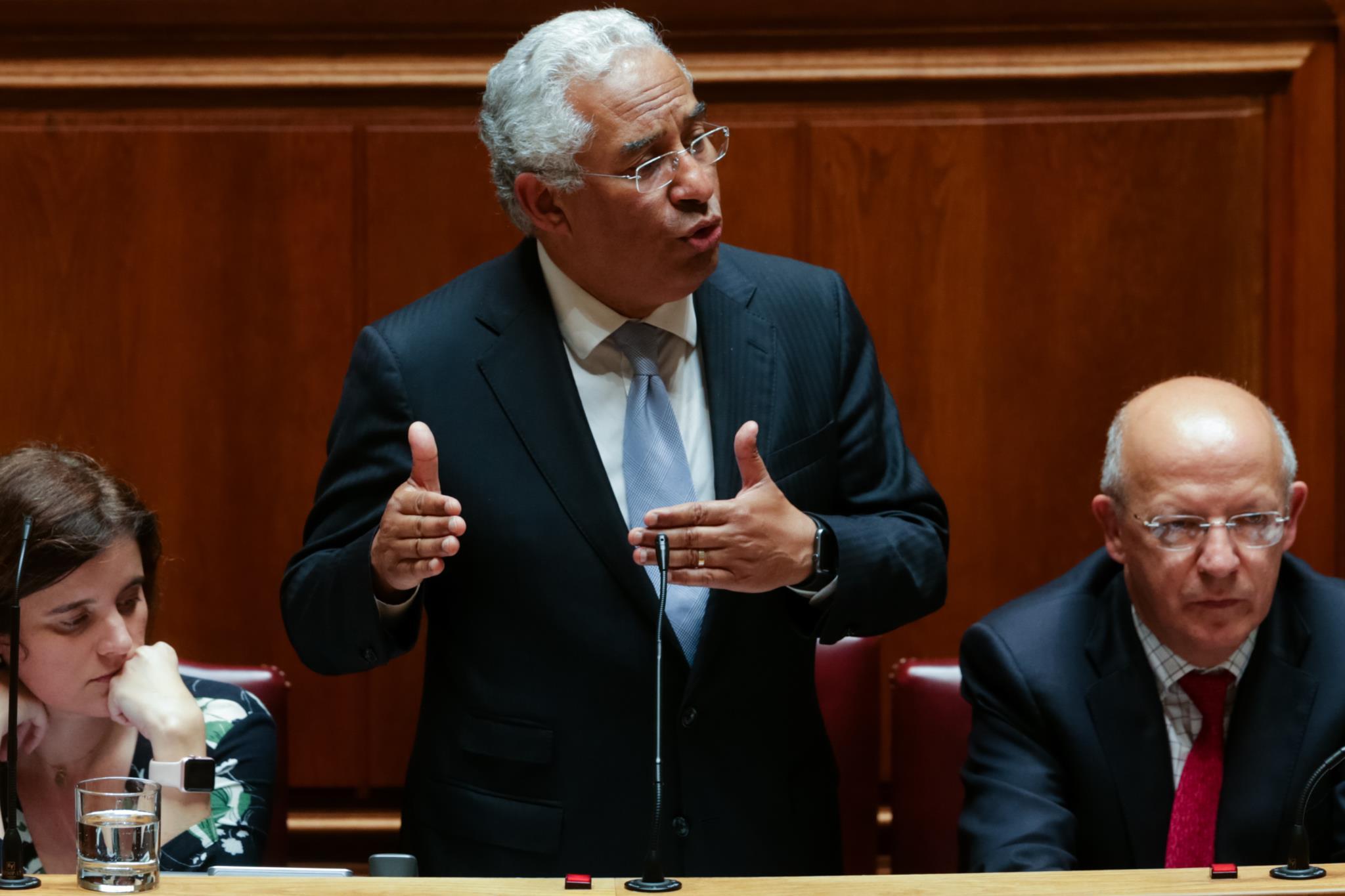 PÚBLICO - Costa acredita no crescimento, na conjuntura e na mudança da Europa