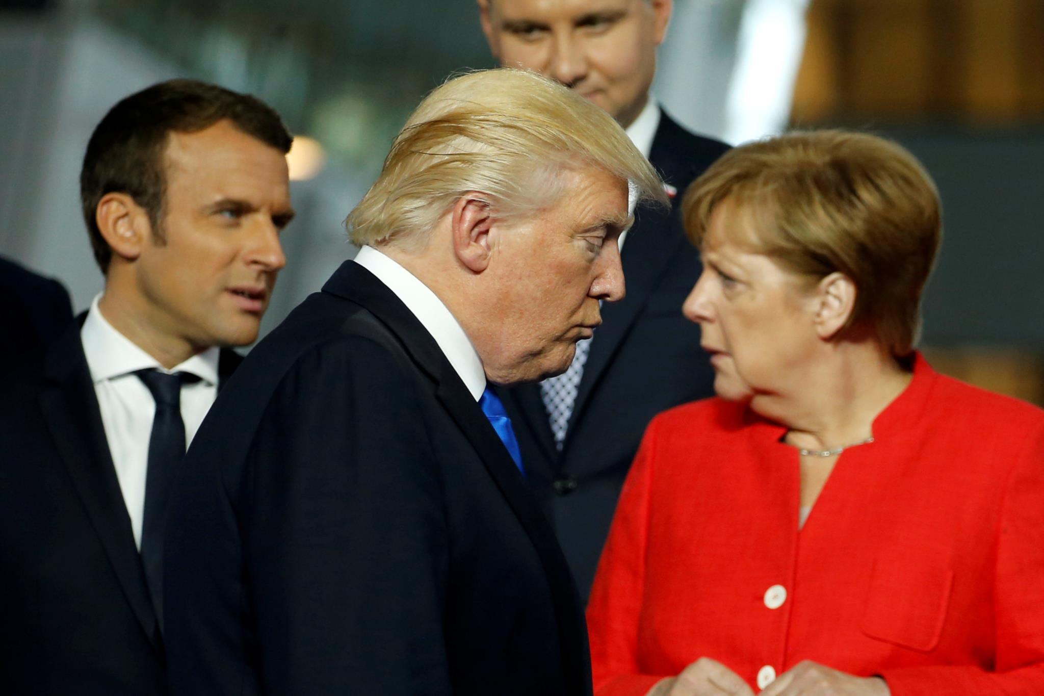 PÚBLICO - Trump escolheu a via do confronto