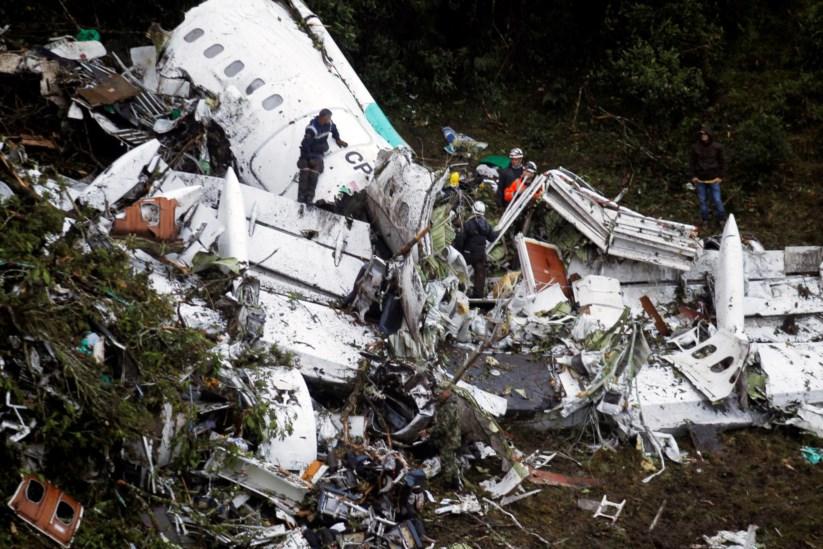 PÚBLICO - Avião que transportava Chapecoense não estava coberto pelo seguro